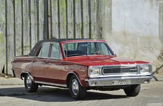 1969 Dodge 3700 GT by Barreiros, Spain