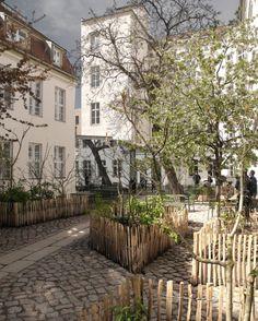 Landscape Plans, Urban Landscape, Landscape Design, Garden Design, Architecture Plan, Residential Architecture, Landscape Architecture, Garden Park, Urban Design