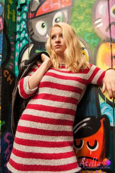 Kenai - gorgeous knitted dress to keep you warm and cozy.