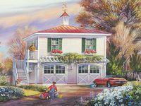 Hauspläne mit garage  d0007a2ad31838aa55fd09916b22b5bb.jpg 1,200×1,248 pixels | my dream ...