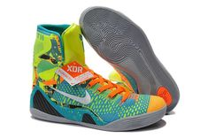 online retailer 18749 d7a2d The cheap Authentic Kobe 9 Elite  Influence  Sport  Turquoise White-Volt-Total Orange Shoes factory store are awesome pair of  shoes but it seems the super ...
