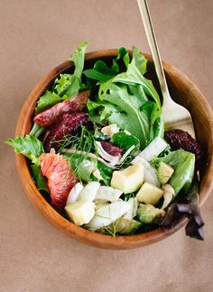 My new favorite salad! - cookieandkate.com