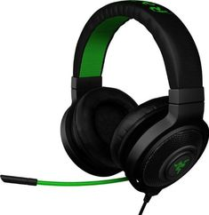 Black Friday Razer Kraken PRO Over Ear PC and Music Headset - Black from Razer