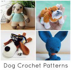 Dog Crochet Patterns