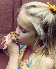 Hamster Love
