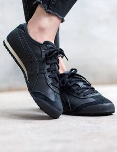 Onitsuka Tiger Mexico 66: Black