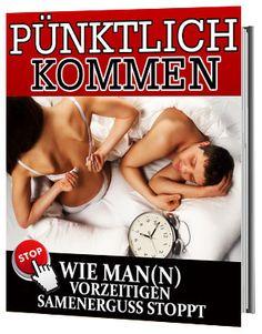 """E-Book: """"Pünktlich kommen"""""""