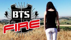 ★ BTS - Fire  (Spain Dance Cover By Pylar)
