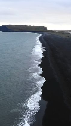5 Magical Black Sand Beaches In Iceland How To Find Them - Iceland Beach, Iceland Road Trip, Iceland Travel, Iceland House, Iceland Black Sand Beach, Honeymoon Iceland, Iceland Destinations, Black Ocean, Reykjavik Iceland
