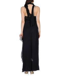ZOOM Prada, Designer, Black, Dresses, Fashion, Long Dresses, Women's, Vestidos, Moda