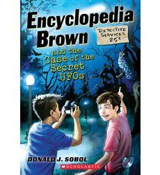 I survived series places readers right in the middle of the deadly encyclopedia brown and the case of the secret ufo fandeluxe Choice Image