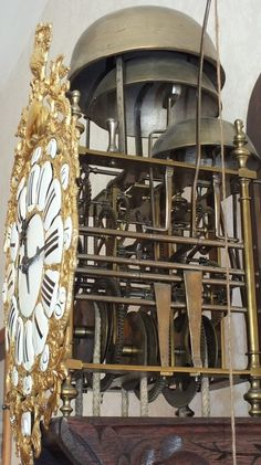 French Lantern Clock 1720