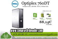 DELL OPTIPLEX 760DT