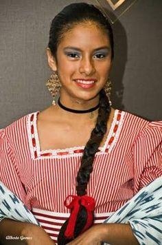 Image result for peinados de marinera norteña
