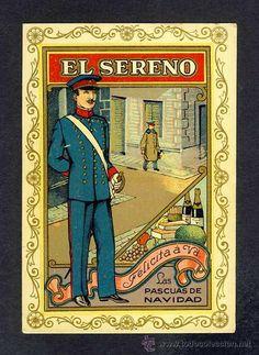 Felicitacion navideña de oficios: SERENO - Foto 1