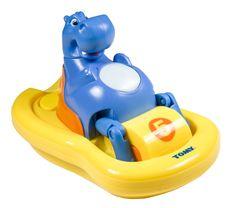 Tomy- Hippo Pedalo