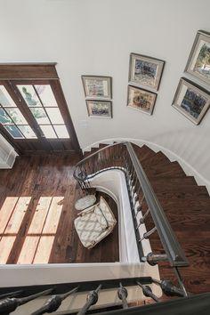 Lockerbie Residence Stair