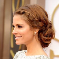 @Amanda Snelson Snelson Snelson Snelson W.  Maria Menounos from Best Beauty at the 2014 Oscars
