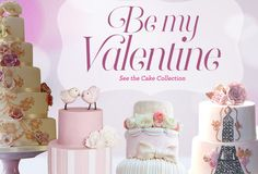 Be My Valentine: Cake Collection | Satin Ice