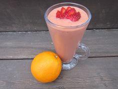 Vitamin C Boost Camu Camu Smoothie Recipe