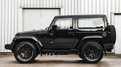 Jeep Wrangler Black Hawk 4 175x175