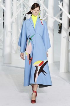 Delpozo, Осень-зима 2015/2016, Ready-To-Wear, Нью-Йорк