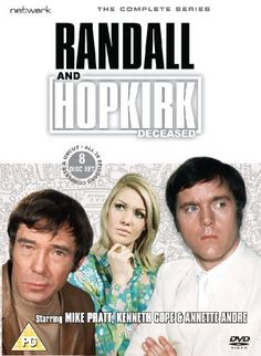 Randall and Hopkirk (Deceased) (Repackaged) [DVD] 1970s Childhood, My Childhood Memories, Childhood Toys, 80 Tv Shows, British Comedy, British Sitcoms, Tv Detectives, Vintage Tv, Old Tv