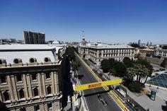 F1: Στους δρόμους του Μπακού