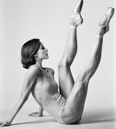 a blog devoted to ballet, fitness and eating well