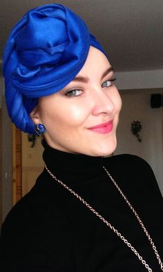 Some of my recent turban variations   October 13   Czech