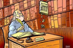 Shadi Ghanim cartoon for 25/8/15 | The National