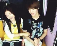 Taemin & Naeun