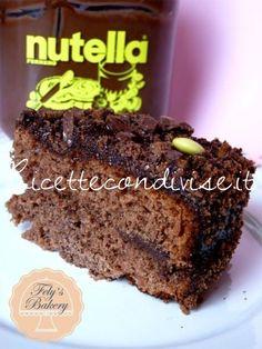 Ricetta Nutella Cake di Felicita