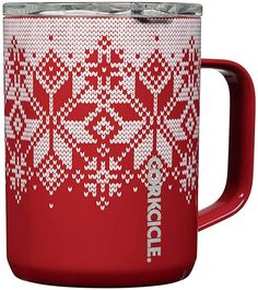 My Coffee, Coffee Mugs, Mug Warmer, Van Accessories, Insulated Mugs, Hot Toddy, Stainless Steel Cups, Felt Material, My Tea