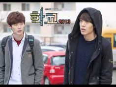 Schools 2013(학교2013) OST J-Min and Kim Bo Kyung Music splicing - YouTube