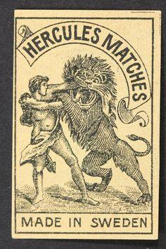 Hercules Matches