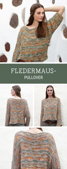 314 besten Pullover Bilder auf Pinterest in 2018 | Crochet patterns ...