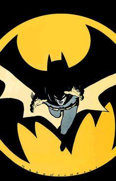 Batman Year One | David Mazzucchelli