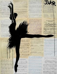 prima. Love this with the sheet music as the canvas. Lots of other great pieces on the web site