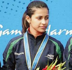 Heena Sidhu became a part of the history by becoming the third Indian pistol shooter to win Gold at the World Cup Final on 10 November 2013 in Munich. In the Women's 10-metre Air Pistol event at the ISSF World Cup final, the 24-year-old shooter defeated World Champion Zorana Arunovic of Serbia to bag her first Gold.