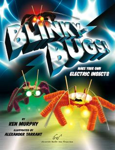 Blinkybug Book Cover by obeyken, via Flickr