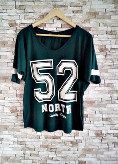 Kup mój przedmiot na #vintedpl http://www.vinted.pl/damska-odziez/koszulki-z-krotkim-rekawem-t-shirty/10283991-bluzka-koszulka-numer-cyfra-print-nadruk-sag-must-have