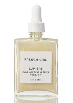 french girl moonlight body oil