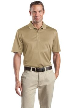 Buy the CornerStone - Tall Select Snag-Proof Polo Style TLCS412 from SweatShirtStation.com, on sale now for $23.99 #polo #tall #cornerstone Tan