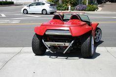 manx electric dune buggy
