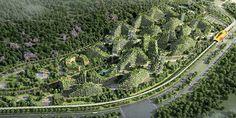 Liuzhou Forest City, la città-foresta Made in Italy che combatte l'inquinamento (FOTO)