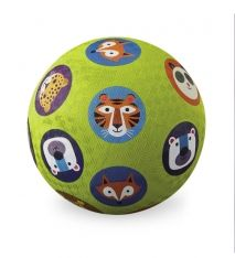 Ball Naturkautschuk 13 cm Tiere