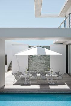 Mood Collection - Manutti Outdoor Resort Furniture http://www.coshliving.com.au/categories/resort-furniture/mood-collection/