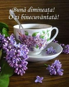 Good Morning, Tea Cups, Mugs, Tableware, Folklore, Photo Montage, Pictures, Buen Dia, Dinnerware