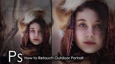 Photoshop CC Tutorial : Warm Tone Photo Effect Editing - YouTube